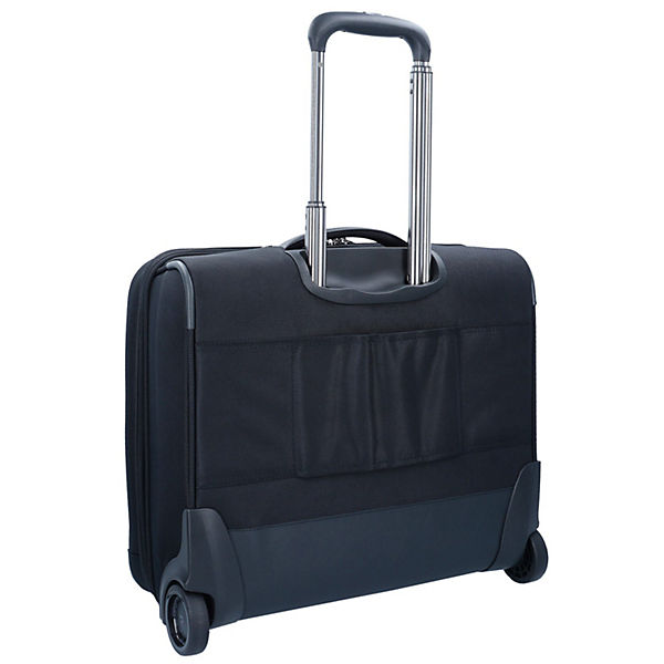 Roncato Roncato Biz 2.0 2-Rollen Businesstrolley 48 cm schwarz