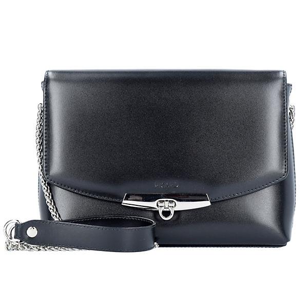PICARD PICARD Dolce Vita Umhängetasche Leder 21 cm schwarz