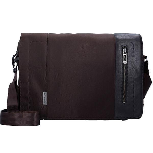 Carteiro 37 Messenger Pasta Braun Laptopfach Cm Bag Aktentasche Roncato T3lKJcF1