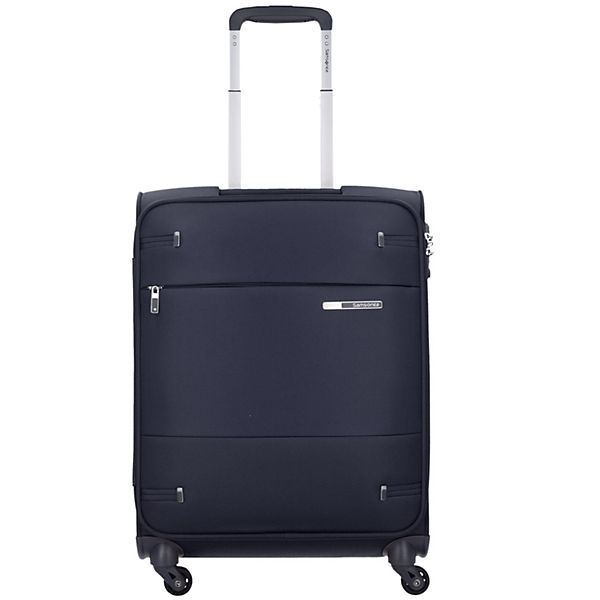 Samsonite Samsonite Base Boost Spinner 4-Rollen Kabinen-Trolley 55 cm blau