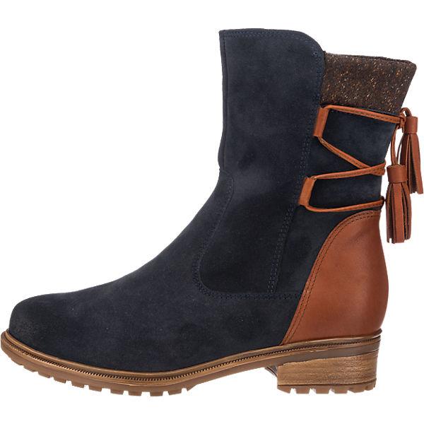 ara ara Kansas Stiefeletten blau  Gute Qualität beliebte Schuhe