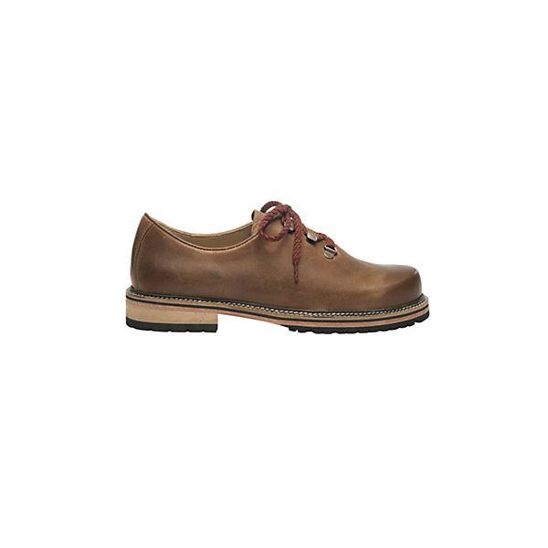 Stockerpoint Stockerpoint Schuh 6082 braun-kombi