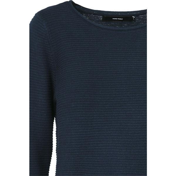 Pullover Pullover VERO MODA VERO dunkelblau MODA MODA VERO dunkelblau qwwtZ0