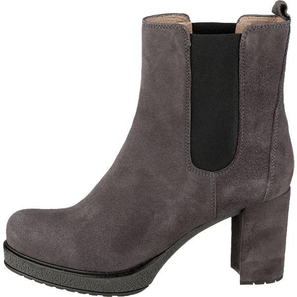 Unisa, Unisa Kanji Stiefeletten, anthrazit  Gute Qualität beliebte Schuhe