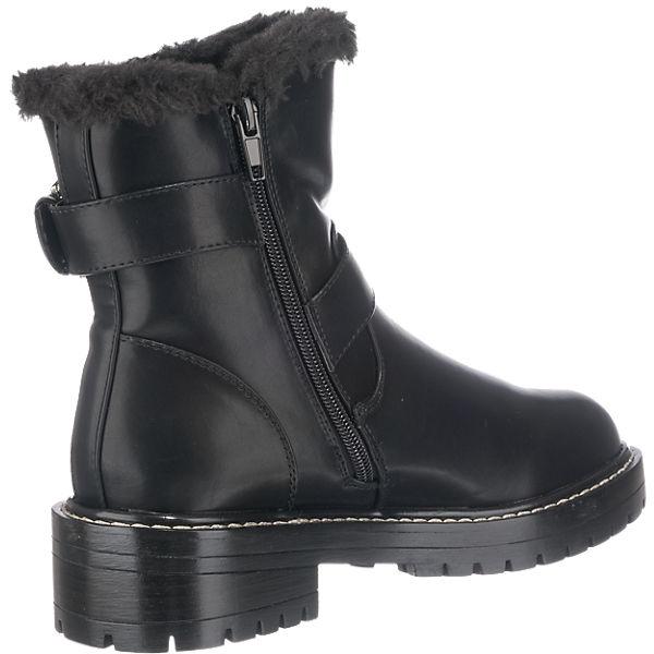 Blink® by BRONX Blink® by BRONX Stiefeletten Stiefeletten Stiefeletten schwarz  Gute Qualität beliebte Schuhe 163687