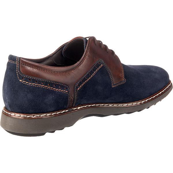 Galizio Torresi Galizio Torresi Onde Freizeit Schuhe blau-kombi