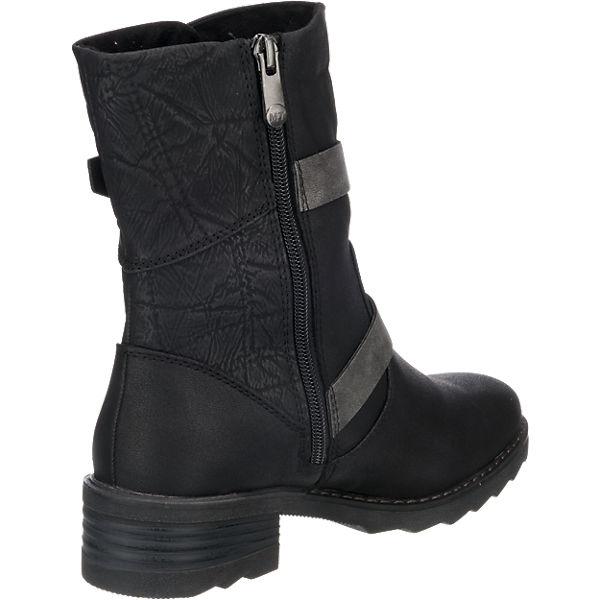 MARCO TOZZI, MARCO Gute TOZZI Stiefeletten, schwarz  Gute MARCO Qualität beliebte Schuhe 4f6284
