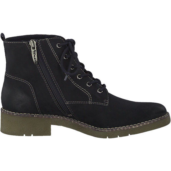 Tamaris,  Tamaris Stiefeletten, dunkelblau  Tamaris, Gute Qualität beliebte Schuhe 32ffa1