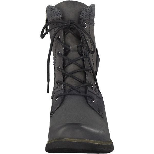 Tamaris, Tamaris Stiefeletten, Stiefeletten, Stiefeletten, anthrazit  Gute Qualität beliebte Schuhe 26f08b