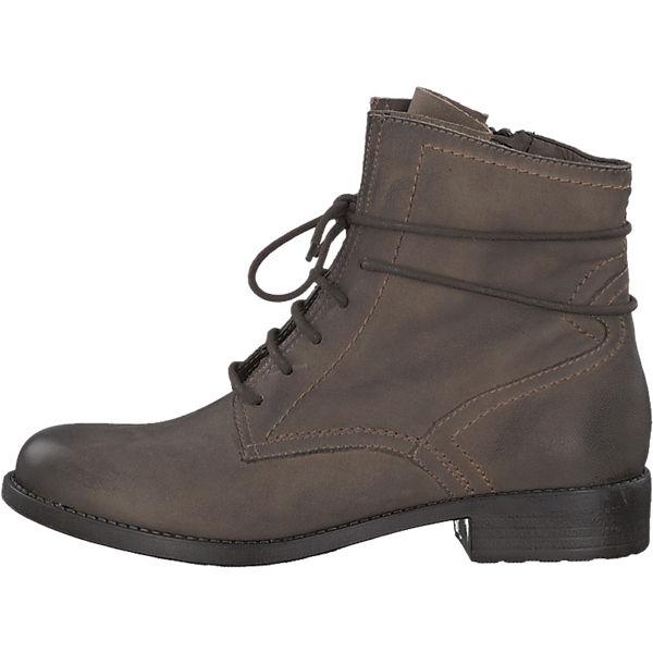 Tamaris, Tamaris Stiefeletten, braun  Gute Qualität beliebte Schuhe