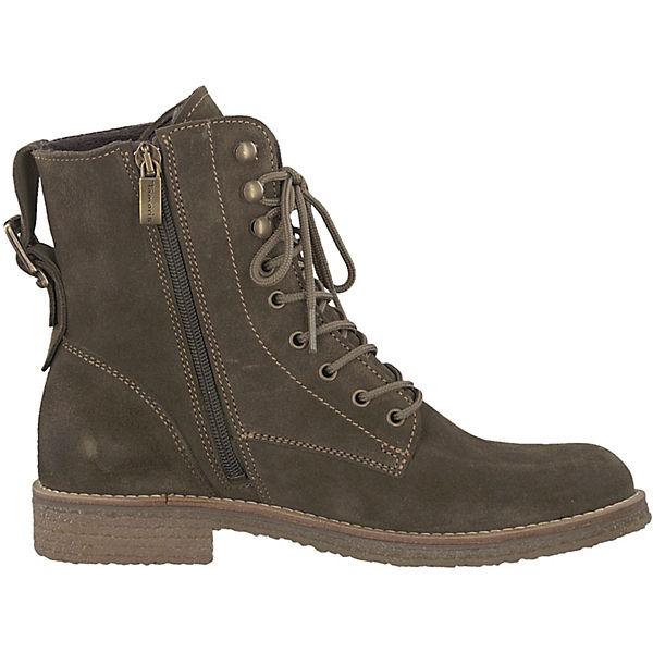 Tamaris, Tamaris Stiefeletten, braun Schuhe  Gute Qualität beliebte Schuhe braun 452617