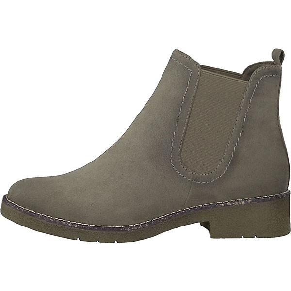 Tamaris Tamaris Stiefeletten grau  Gute Qualität beliebte Schuhe