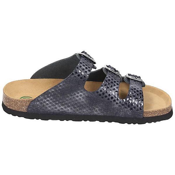 Dr. Brinkmann, Dr. Qualität Brinkmann Pantolette, blau  Gute Qualität Dr. beliebte Schuhe 063760