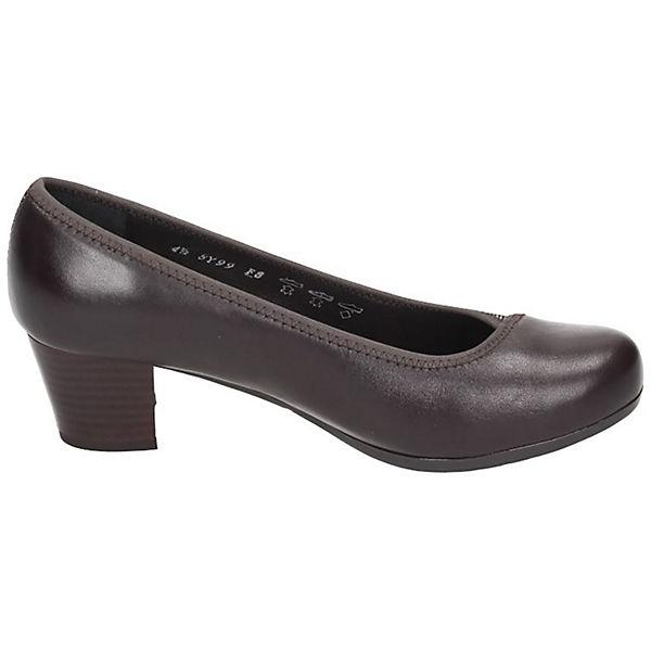 Comfortabel, Comfortabel Damen Pumps, beliebte braun  Gute Qualität beliebte Pumps, Schuhe 6eb0a4