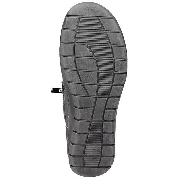 Manitu, Manitu Damen Schnürer, grau Schuhe  Gute Qualität beliebte Schuhe grau a9810e