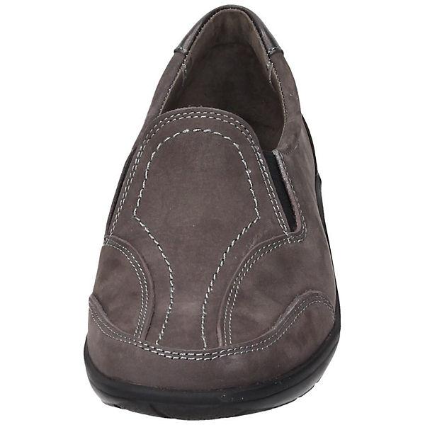Comfortabel Comfortabel Damen Slipper beliebte grau  Gute Qualität beliebte Slipper Schuhe 92f114