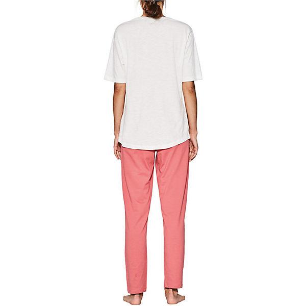 weiß Schlafanzug weiß ESPRIT Schlafanzug BODYWEAR Ann Ann ESPRIT ESPRIT BODYWEAR UqwxSq657r