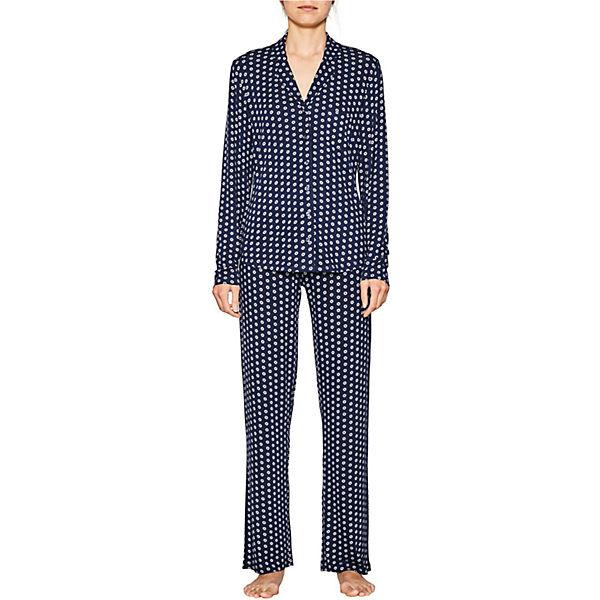 ESPRIT ESPRIT Cathy Schlafanzug BODYWEAR Schlafanzug ESPRIT blau BODYWEAR blau Cathy frqwr1Cx