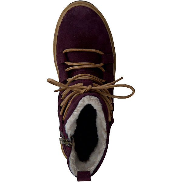 Tamaris, Gute Tamaris Stiefeletten, bordeaux  Gute Tamaris, Qualität beliebte Schuhe 0b9614