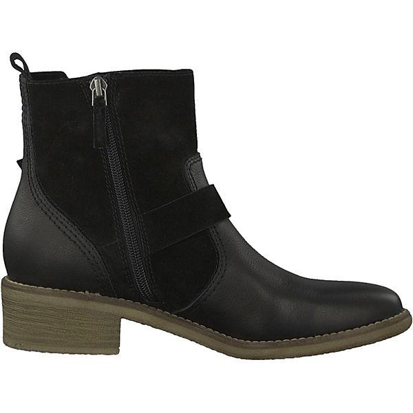 Tamaris Tamaris Stiefeletten schwarz Schuhe  Gute Qualität beliebte Schuhe schwarz cf183f