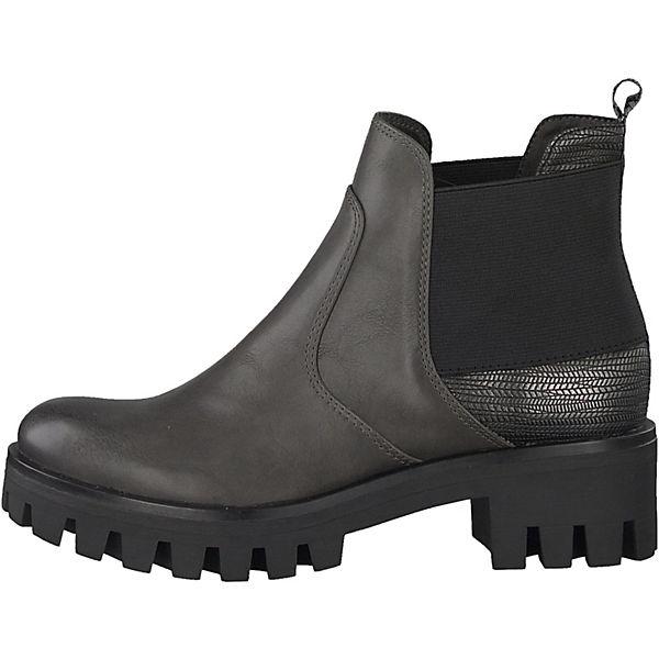Tamaris, Tamaris Stiefeletten, anthrazit Schuhe  Gute Qualität beliebte Schuhe anthrazit 67f284