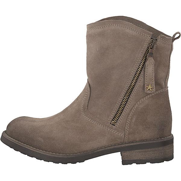 Tamaris Tamaris Gute Stiefeletten grau  Gute Tamaris Qualität beliebte Schuhe 407f29