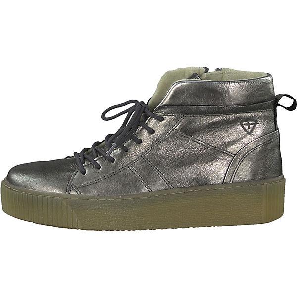 Tamaris, Tamaris Sneakers, silber  Schuhe Gute Qualität beliebte Schuhe  5d9550