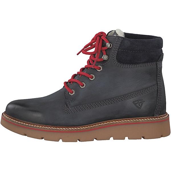 Tamaris, Tamaris Stiefeletten, dunkelblau  Gute Qualität beliebte Schuhe