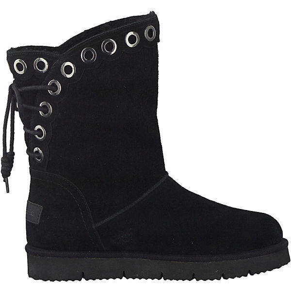 Tamaris, Tamaris Qualität Stiefeletten, schwarz  Gute Qualität Tamaris beliebte Schuhe f99c3e