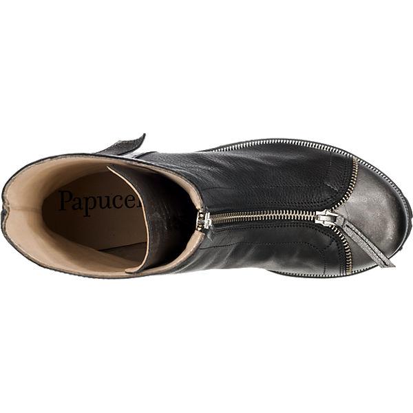 Papucei Papucei Devon Stiefeletten schwarz-kombi