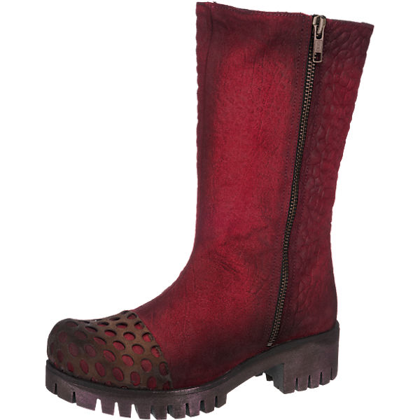 Papucei Papucei Shia Stiefel rot