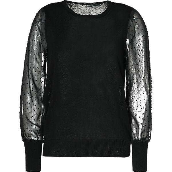 ONLY schwarz Pullover schwarz ONLY Pullover schwarz ONLY Pullover ONLY schwarz Pullover 1WOfxHY