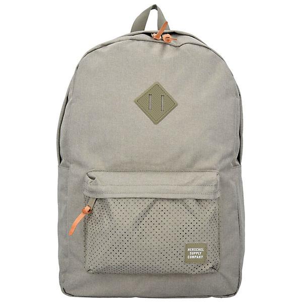 Herschel Herschel Heritage 17 I Backpack Rucksack 47 cm Laptopfach beige
