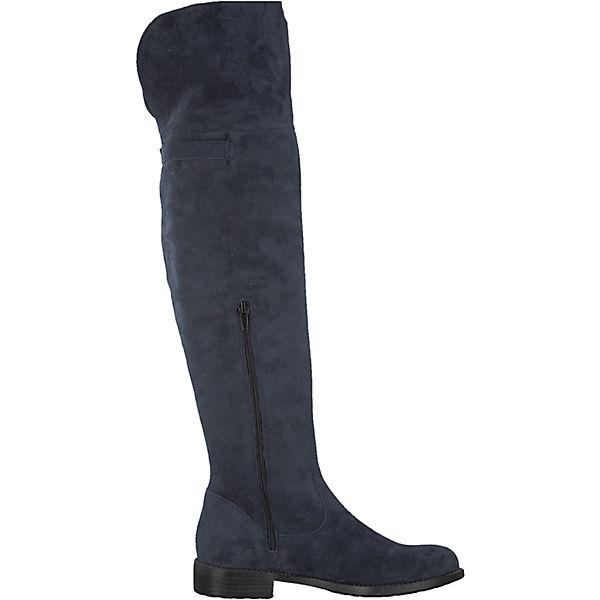 Tamaris, Tamaris Gute Stiefel, dunkelblau  Gute Tamaris Qualität beliebte Schuhe ef4121