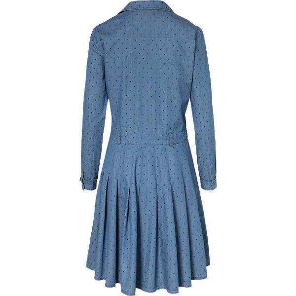 Tasia blau Pepe Kleid Jeans Tasia Jeans Kleid blau Pepe gq80Czwx