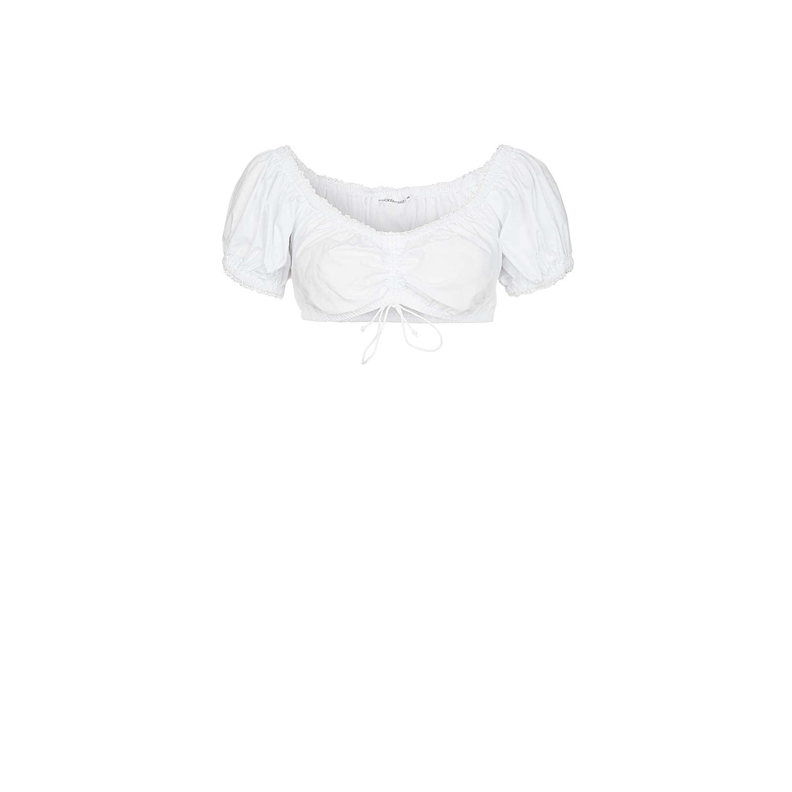 Stockerpoint Bluse weiß Damen Gr. 34
