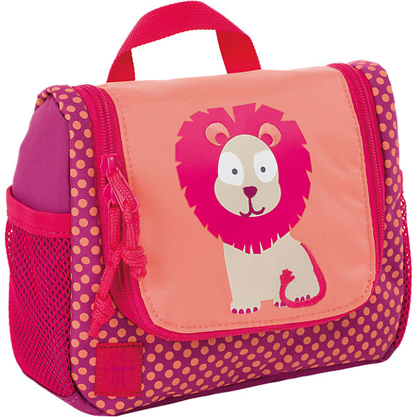 Kulturbeutel 4Kids, Mini Washbag, Wildlife, Lion