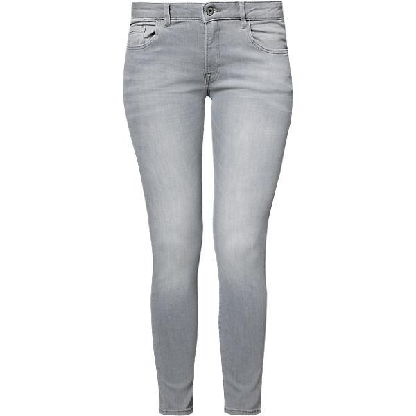 Jeans Skinny ESPRIT Medium by edc hellgrau Rise 7xS86npq