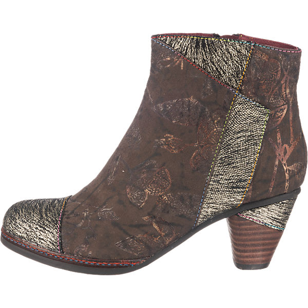 Laura Vita, Laura Vita Alizee Alizee Alizee Stiefeletten, grau  Gute Qualität beliebte Schuhe f48578