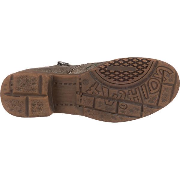 Laura Vita, Laura Vita Gute Anita Stiefeletten, khaki  Gute Vita Qualität beliebte Schuhe 4b0999