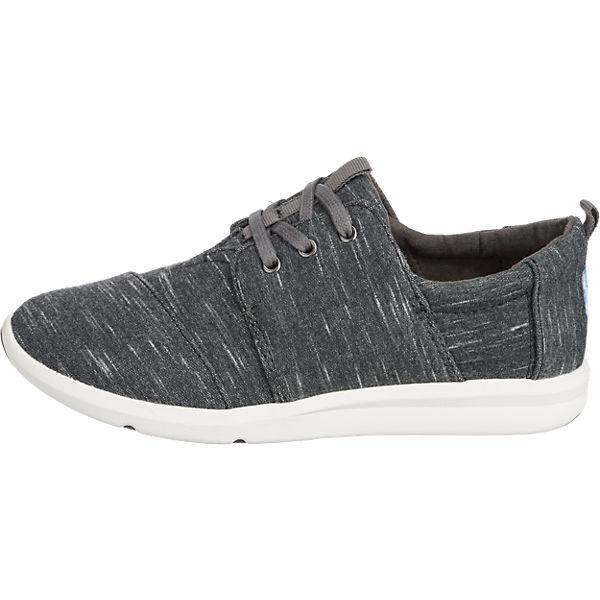 kombi Del Rey Toms Grau Sneakers J13FculKT