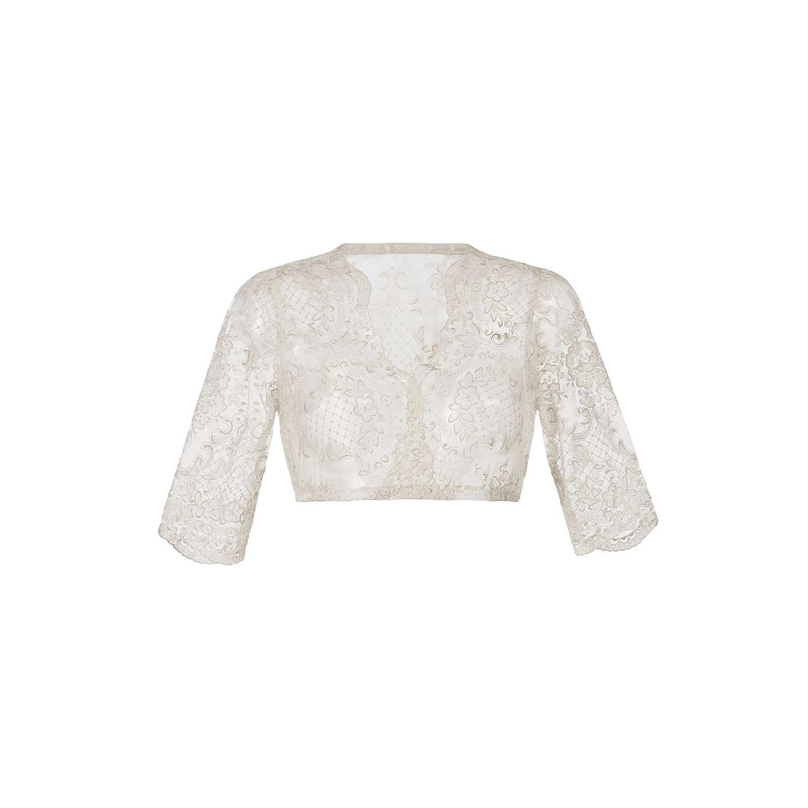 Stockerpoint Bluse beige Damen Gr. 34