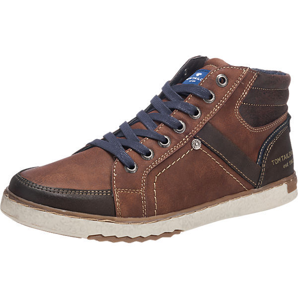 TOM TAILOR TOM TAILOR Sneakers braun