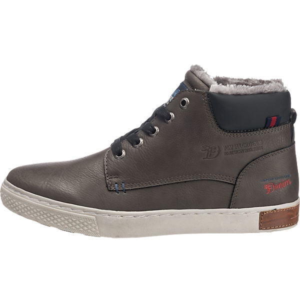 TOM TAILOR TOM TAILOR Sneakers grau