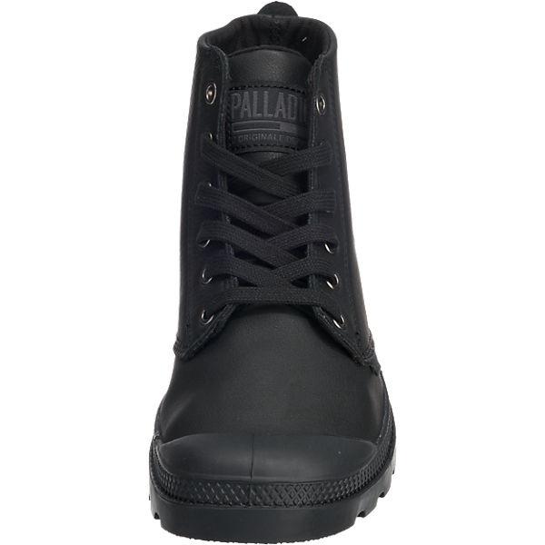 High Stiefeletten schwarz Pampa Palladium Palladium 0WqwvEfFF
