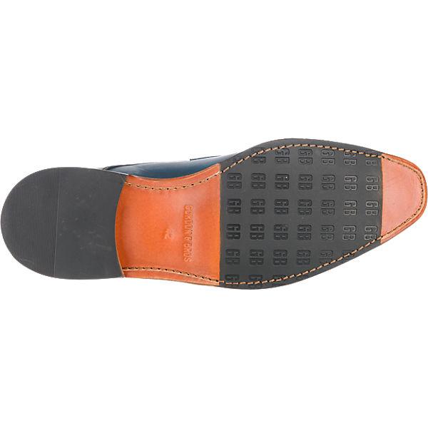 Gordon & Bros Gordon & Bros Lorenzo Business Schuhe dunkelblau