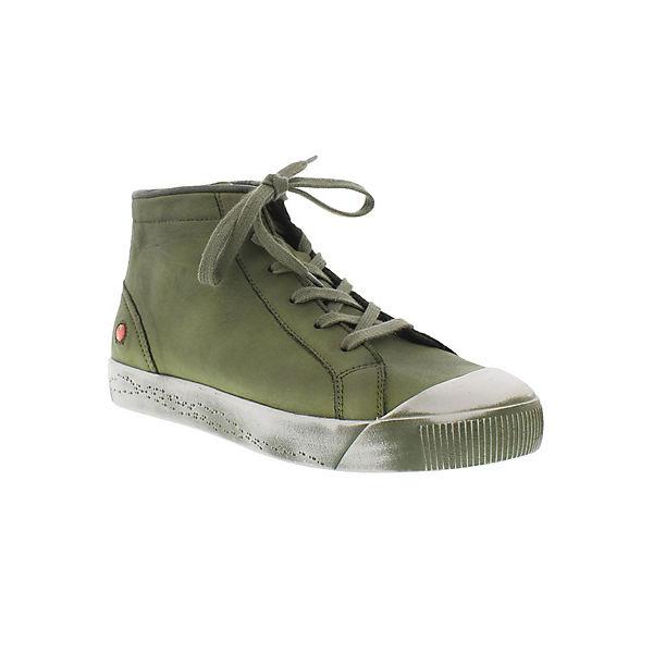Haidemühl Angebote softinos KIP405SOF Sneakers grün Damen Gr. 41