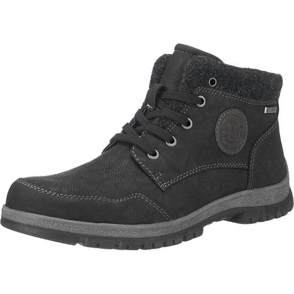 BM Footwear BM Footwear Stiefeletten schwarz