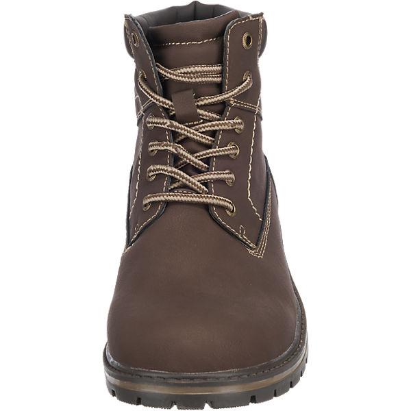 BM Footwear BM Footwear Stiefeletten grau