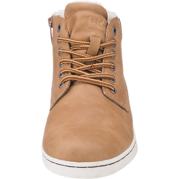 BM Footwear BM Footwear Sneakers camel